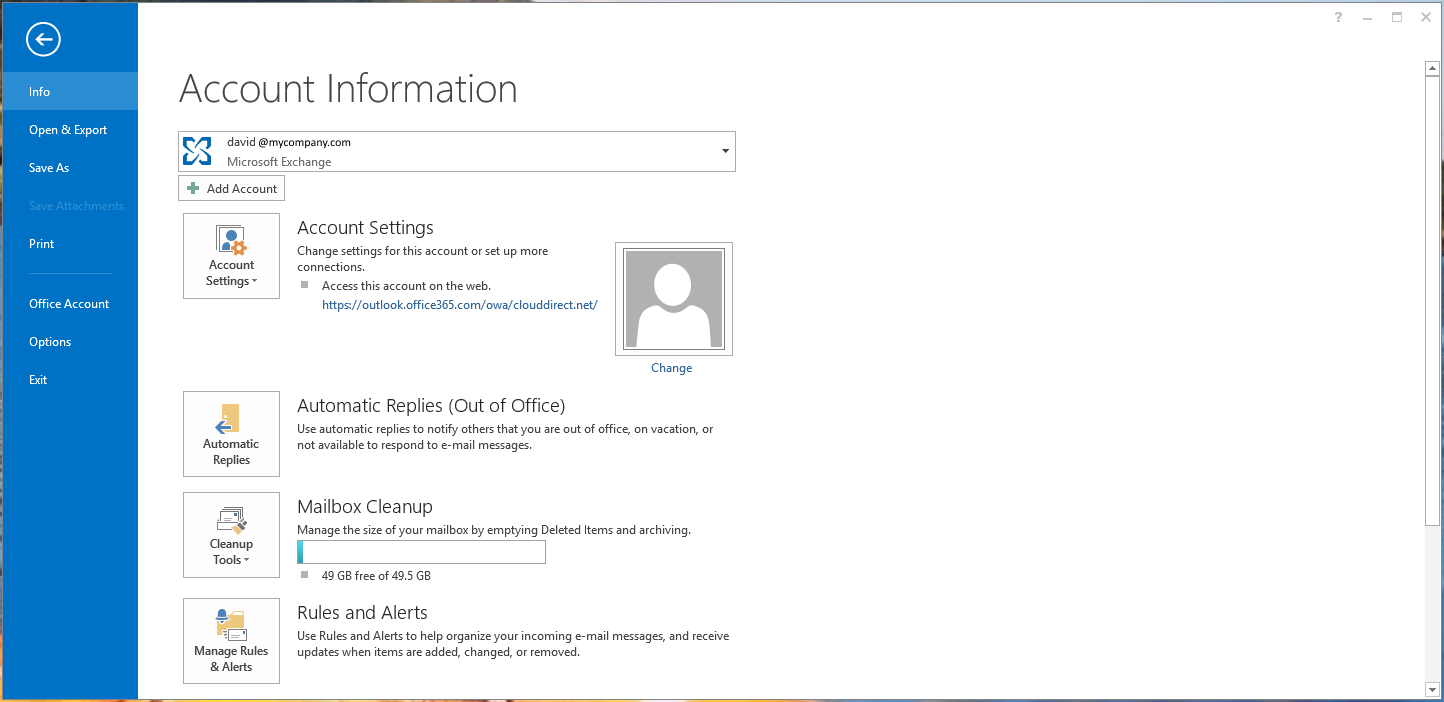 Forwarding or redirecting email messages (for Outlook users)