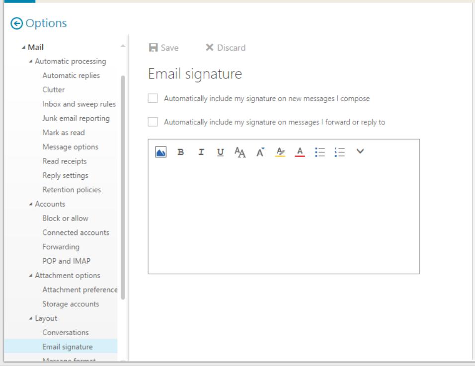 automatic signature